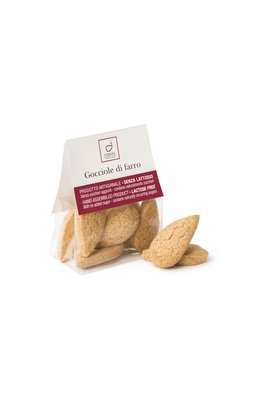 Lactose-free and sugar-free biscuits with spelt flour Image