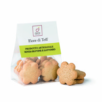 Gluten-free biscuits with teff Image