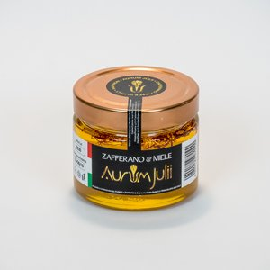 HONEY INFUSED WITH PURE ORGANIC SAFFRON STRANDS Featured Image