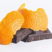 Modica Chocolate Bar with Orange Featured Image