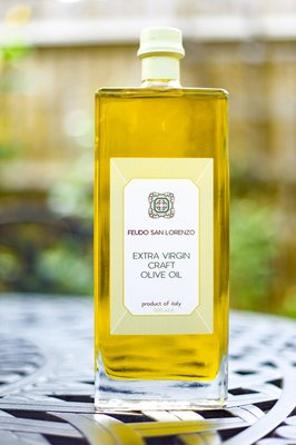 FEUDO SAN LORENZO EXTRA-VIRGIN OLIVE OIL Featured Image