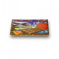 DARK CHOCOLATE BAR WITH ORANGE Featured Image