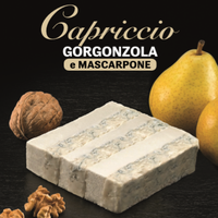 "GORGONZOLA AND MASCARPONE ""Capriccio"" Featured Image"