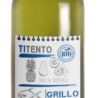 "GRILLO DOC SICILIA ""TITENTO"" - Organic wine Featured Image"