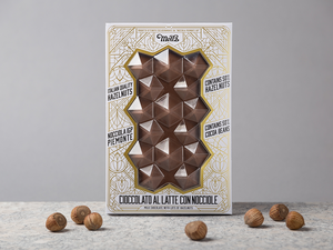 MILK CHOCOLATE WITH HAZELNUTS Featured Image