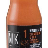 WELLNESS JUICE n.1 – CLEMENTINE AND GOJI BERRY 200 ml Featured Image