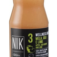 WELLNESS JUICE n.3 – APPLE, GOJI BERRY AND LIME 200 ml Featured Image