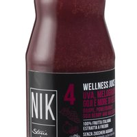 WELLNESS JUICE n.4 – GRAPE, POMEGRANATE, GOJI BERRY AND MULBERRY 200 ml Featured Image