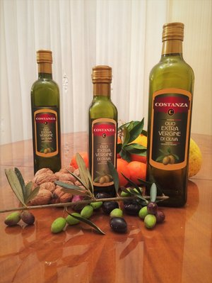Extra-virgin Olive Oil Costanza Featured Image