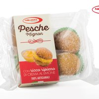 Pesche mignon, lemon filling Featured Image