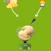 SORBETTO GOURMET ANANAS & GRAND MARNIER Featured Image