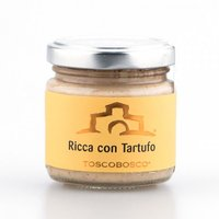 Ricca Cheese Sauce with Bianchetto Truffle Featured Image