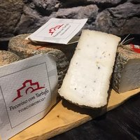 PECORINO CHEESE WITH BIANCHETTO TRUFFLE Featured Image