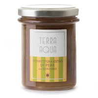 EXTRA PEAR JAM WITH GINGER (240G) - TERRA AQUA Featured Image