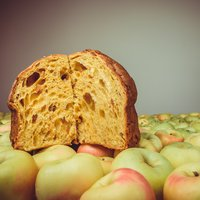 Panettone alla mela zitella Featured Image