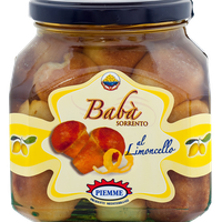 Babà al limoncello Featured Image