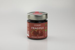 Extra Jam Of Organic Strawberries  Image