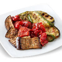 Grilled Marinated vegetables Featured Image