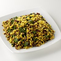 Turmeric rice salad with kale Featured Image