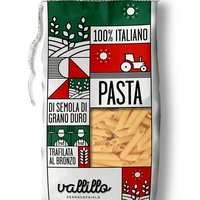 VALLILLO - PASTA - PENNE RIGATE Featured Image