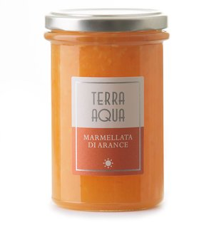 "ORANGE ""TAROCCO"" MARMALADE (240G or 360G) - TERRA AQUA Featured Image"